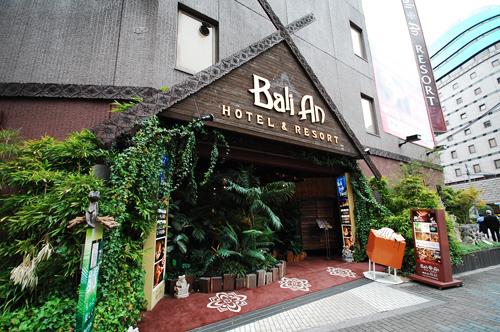 新宿 バリアン