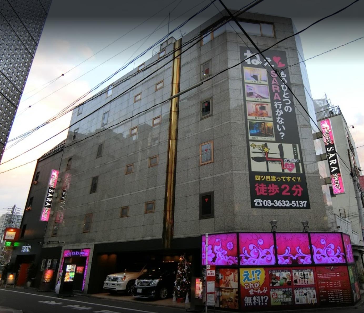 「ホテル 錦糸町 サラ スイート」の画像検索結果